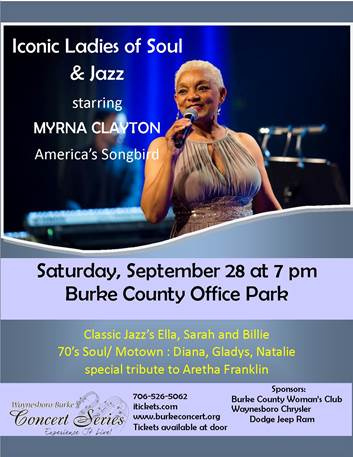 Myrna in Concert