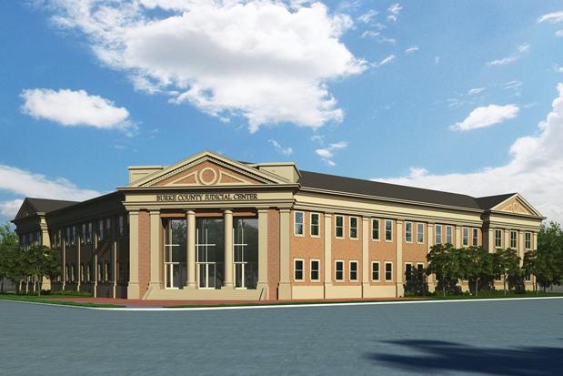 Burke County Judicial Center